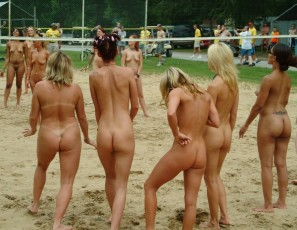 Confirm. join Volleyball female nude